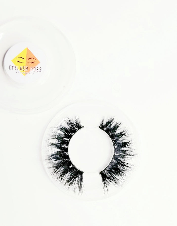 Ziva 3D Mink Lashes - ZivaLash Silk, Mink &Fashion Lashes