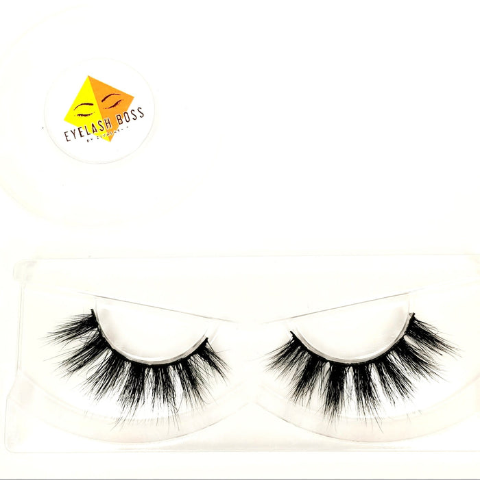 Penny - 3D Mink Lashes - ZivaLash Silk, Mink &Fashion Lashes