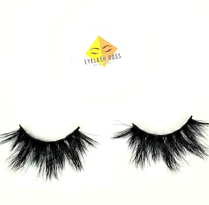NinaJae - 30MM Mink Lashes - ZivaLash Silk, Mink &Fashion Lashes