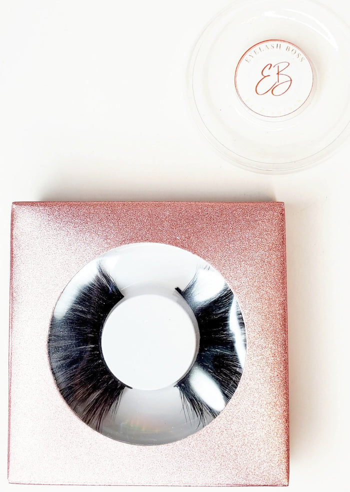 Cherry Blossom Eyelash Case Box - ZivaLash Silk, Mink &Fashion Lashes
