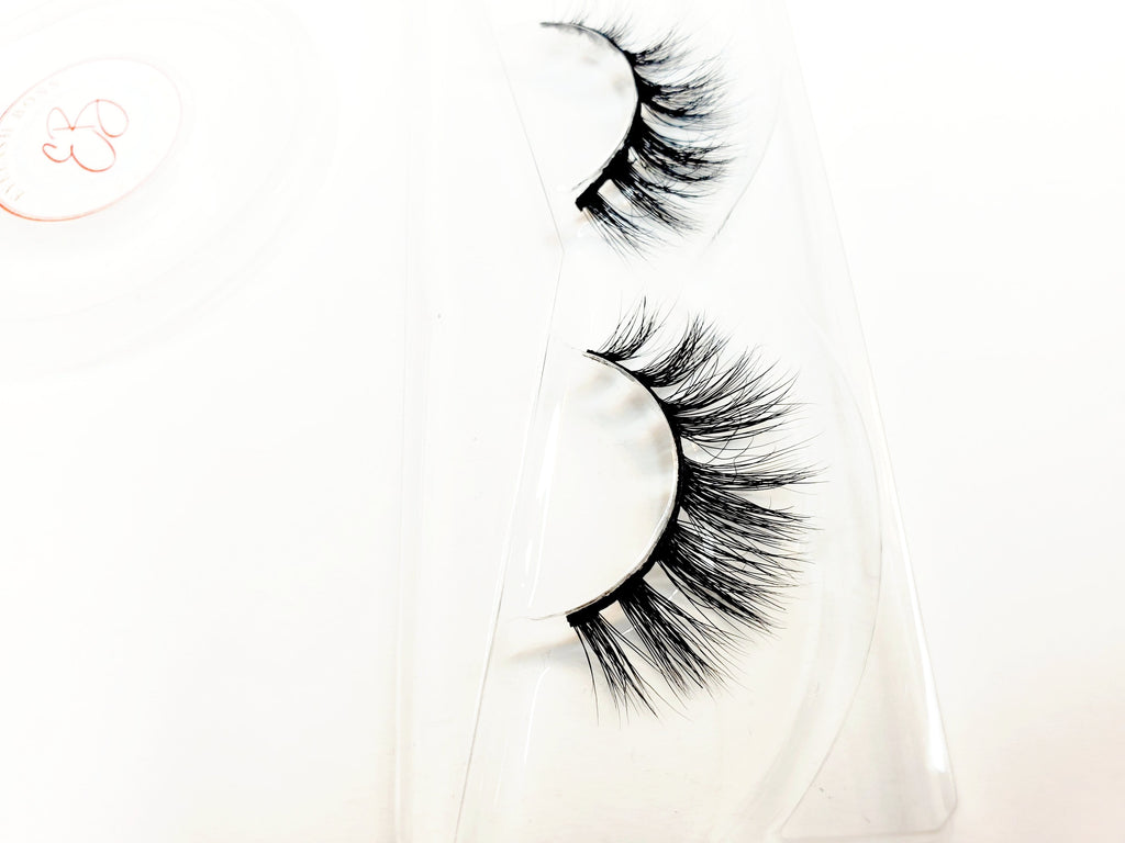 Lady K 3D Mink Eyelashes - ZivaLash Silk, Mink &Fashion Lashes