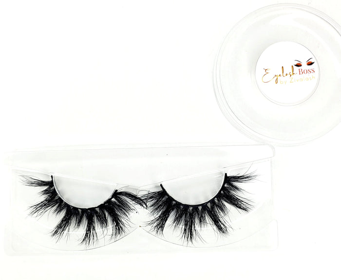 Pillow Princess - 3D Mink Lashes - ZivaLash Silk, Mink &Fashion Lashes