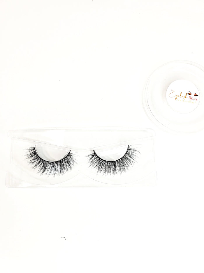 Aqila 2D Mink lash - ZivaLash Silk, Mink &Fashion Lashes