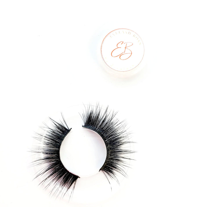 Venus - Silk Mink Lashes - ZivaLash Silk, Mink &Fashion Lashes