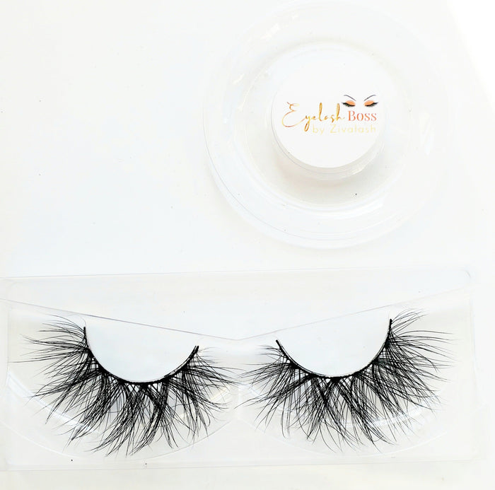 I Write Chex - 2D Mink Lashes - ZivaLash Silk, Mink &Fashion Lashes