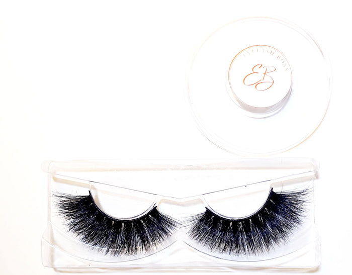 Whisper In My Ear - 25MM Mink Eyelashes - ZivaLash Silk, Mink &Fashion Lashes