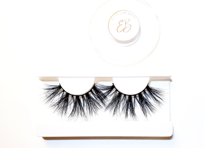 Cardi Hellerrr 25MM Mink Eyelashes - ZivaLash Silk, Mink &Fashion Lashes