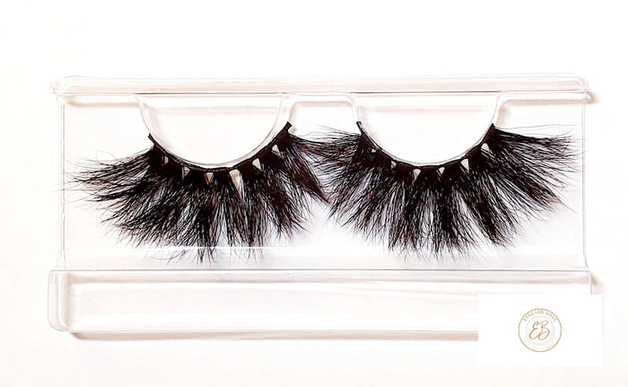 Black Magik - Bet Your Money On It 25MM Mink Lashes - ZivaLash Silk, Mink &Fashion Lashes