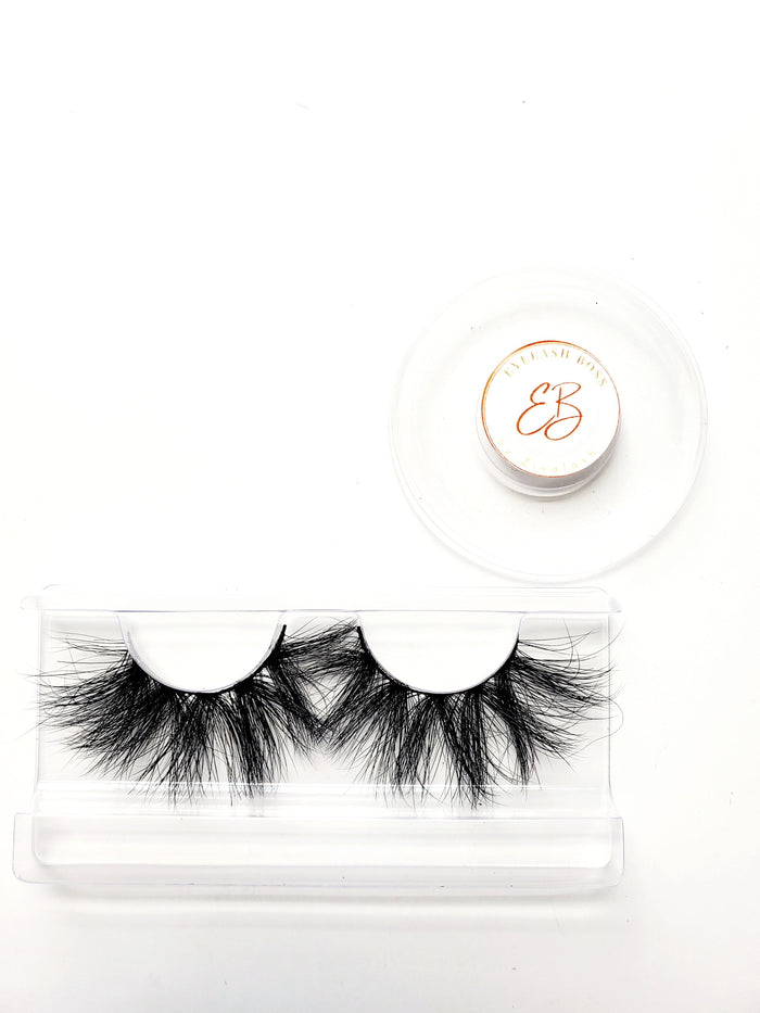 Chanel Keep it Classy 30MM Mink Lashes - ZivaLash Silk, Mink &Fashion Lashes