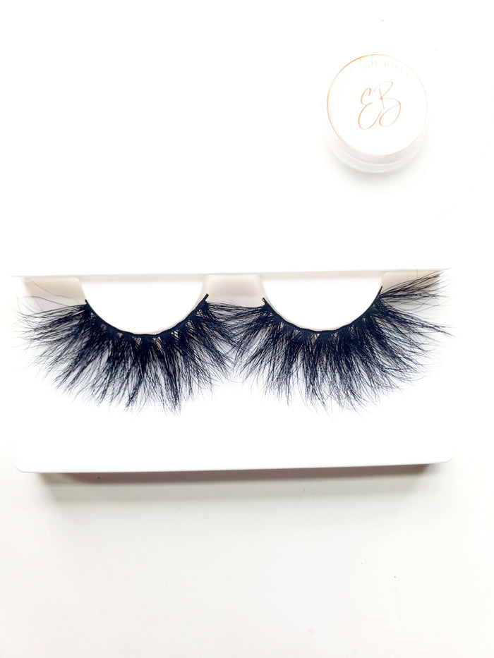 Bomb Dot Com Brings the Boom - 25MM Mink Eyelashes - ZivaLash Silk, Mink &Fashion Lashes
