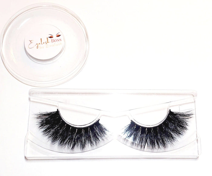 #BLM - 30MM Mink Lashes - ZivaLash Silk, Mink &Fashion Lashes