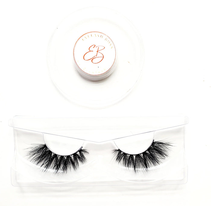 Barbie Dolls Rock - 3D Mink Eye Lashes - ZivaLash Silk, Mink &Fashion Lashes