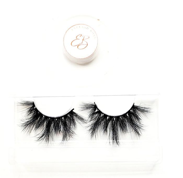 Yass! 6D Mink Lashes - ZivaLash Silk, Mink &Fashion Lashes