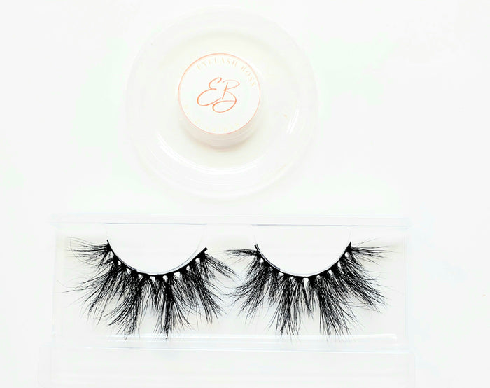 Tie Me Up - 6D Mink Lashes - ZivaLash Silk, Mink &Fashion Lashes