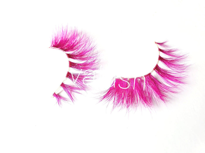 Kink Pink Mink Eyelashes - ZivaLash Silk, Mink &Fashion Lashes