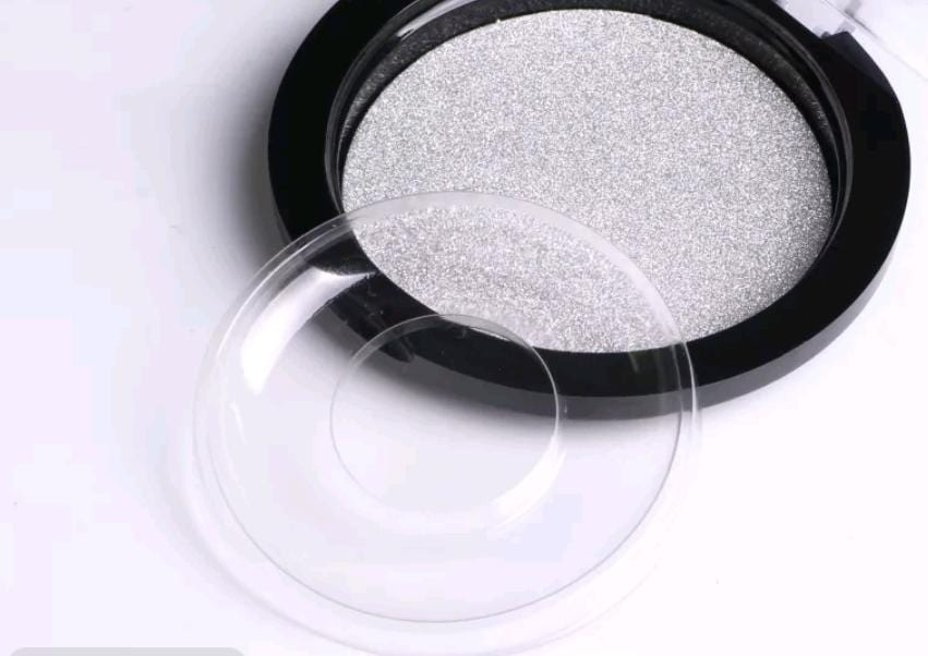 Clear round plastic eyelash trays - ZivaLash Silk, Mink &Fashion Lashes