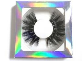 Mirror Me - Affordable Glitter Eyelash Case Box - ZivaLash Silk, Mink &Fashion Lashes