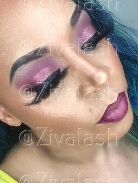 All- Wayz Stock Photo False Eye Lashes - ZivaLash Silk, Mink &Fashion Lashes