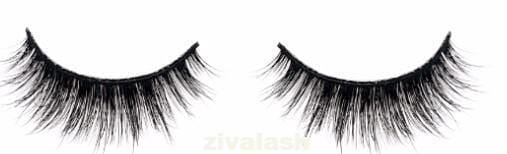 Toni - 2D Mink Lashes - ZivaLash Silk, Mink &Fashion Lashes