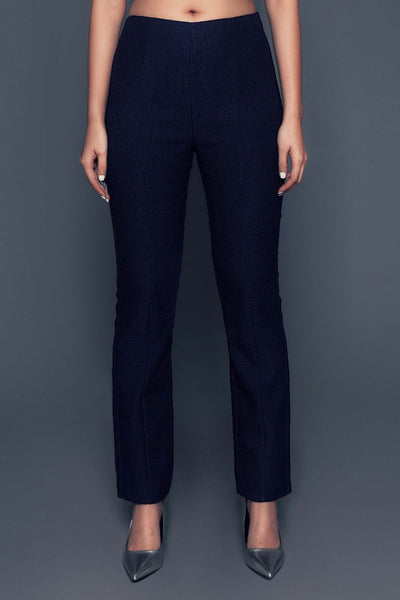 Cara Pants | Cigarette pants with back zipper