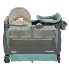 Corral Graco Pack 'n Play con Moisés