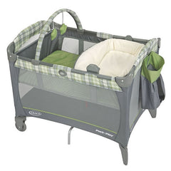 Corral Graco Pack 'N Play Playard with Reversible Napper and Changer