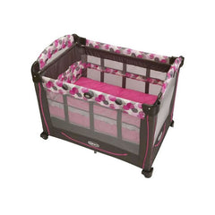 Corral Graco Pack 'n Play Element with Bassinet