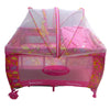 Corral Media Carpa Bebesito Fucsia