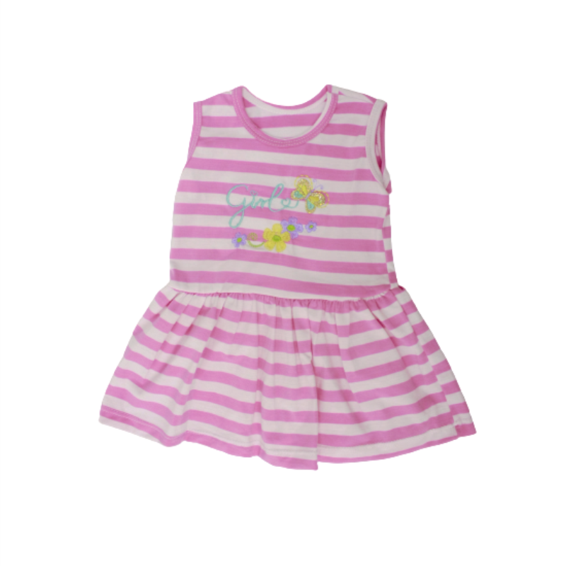 Vestido Licrado 3034 Fashion Kids