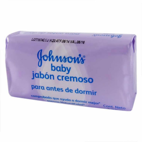 Jabon Antes De Dormir X125Gr Johnsons (11657476874)
