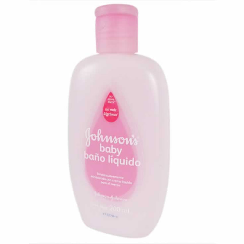 Baño líquido original Johnsons X 200 ML