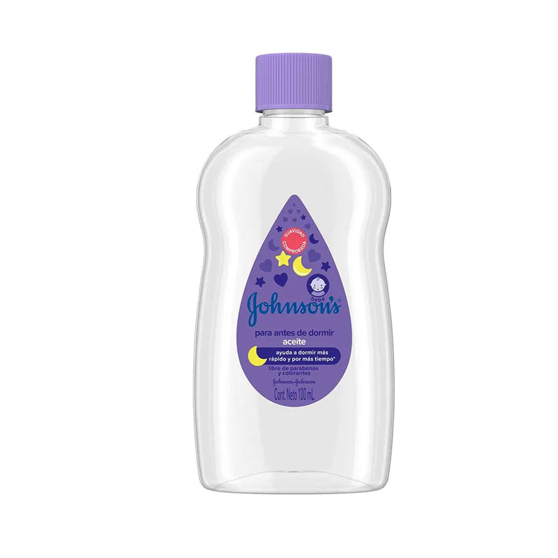 Aceite Antes De Dormir X100Ml Johnsons (4642237317206)