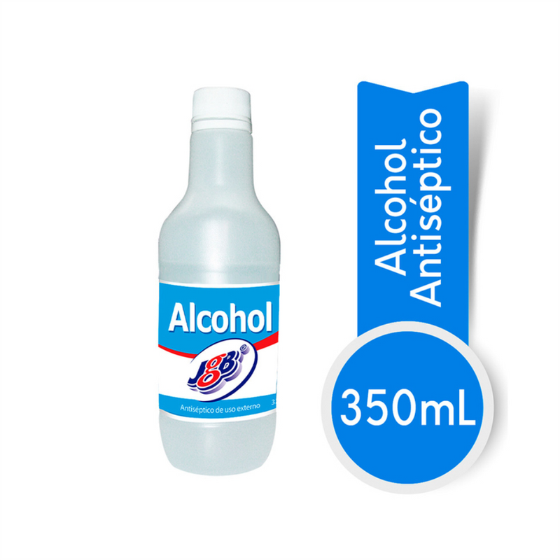 Alcohol Antiseptico X350Ml Jgb