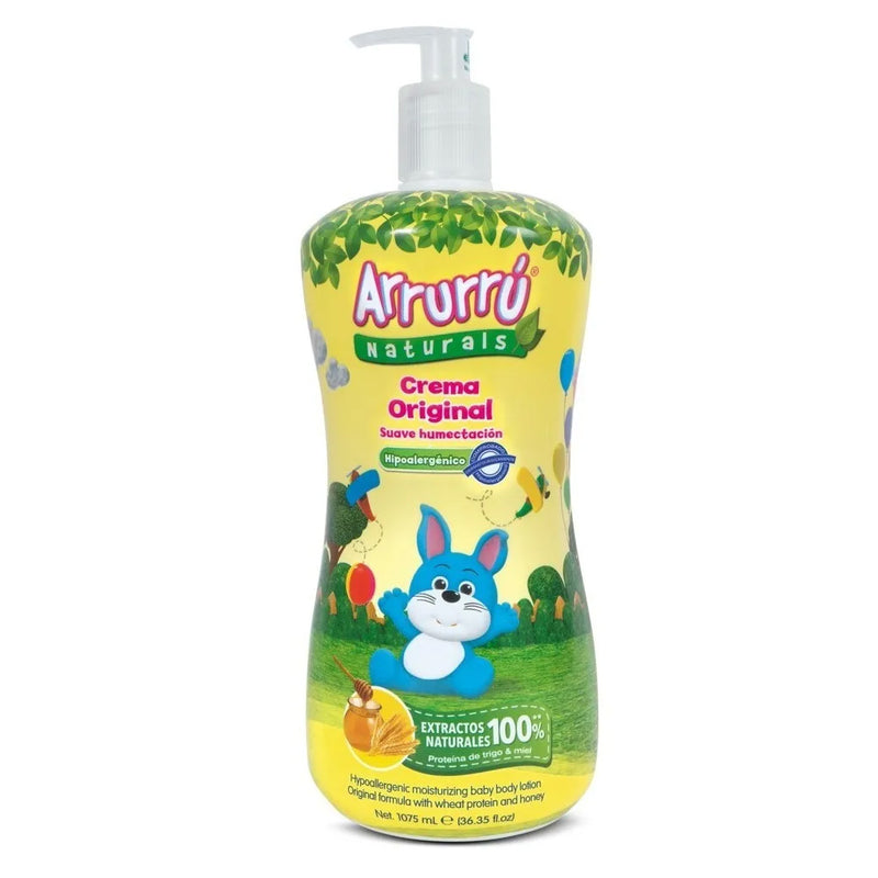 Crema Humectante Original X1075Ml Arrurru (4625973018710)