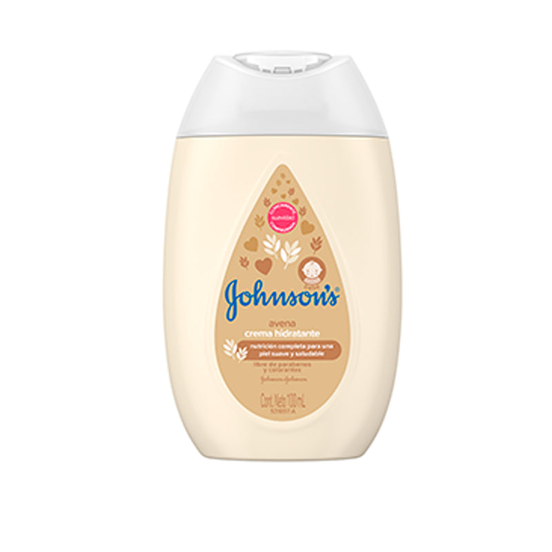 Crema Liquida Avena X200Ml Johnsons (4642235744342)