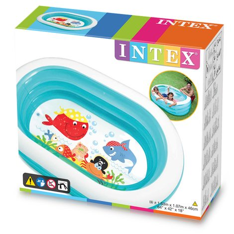 Piscina Ovalada 57482Np Intex (4717162790998)