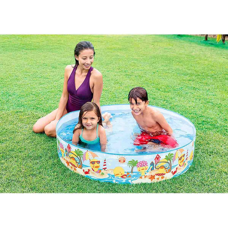 Piscina Rigida 58477Np Intex (4635210448982)