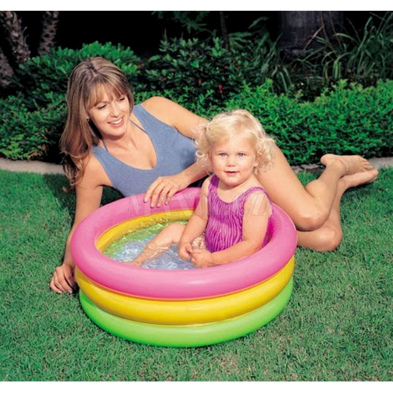 Piscina Tricololor 57107Np Intex (4635210383446)
