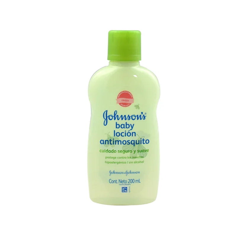 Repelente Locion X200Ml Johnsons (4642236006486)