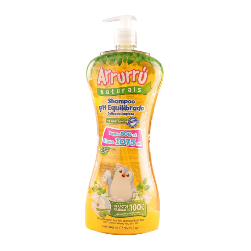 SHAMPOO ARRURRU PH EQUIL X800 ML (4625975115862)