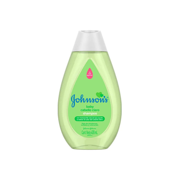 Shampoo Manzanilla X400Ml Johnsons (4642240823382)