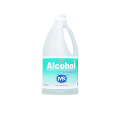 Alcohol Antiséptico Mk 350 Ml