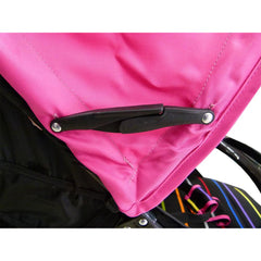 Coche Jogger Linne Pink Infanti