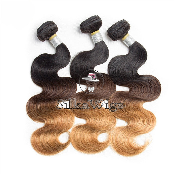 Ombre Balayage Human Hair Extensions