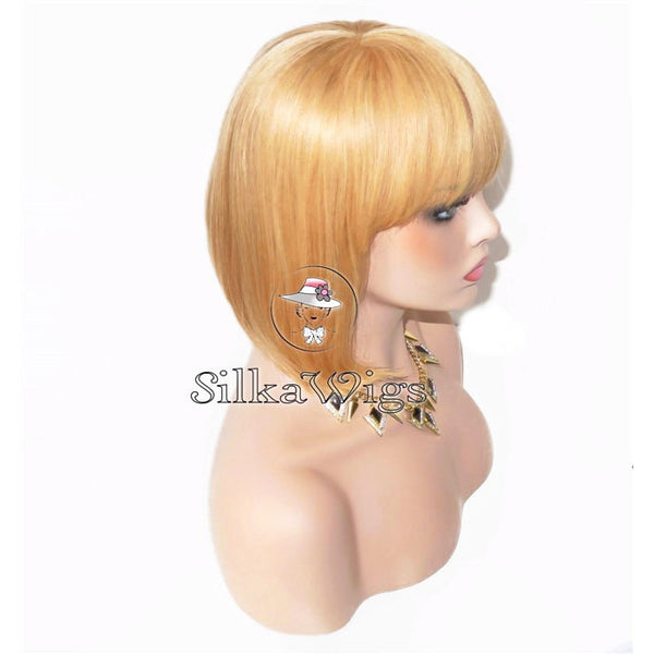 100% European human hair multidirectional wigs such as; Jon Renau, Fortune wig, Tuni Wigs, Mazali Wigs, Louis Ferre Wig,Noriko and Custom Made,