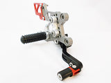 Aprilia RSV4 Rearset Kit by GiaMoto USA