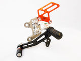 Aprilia RSV4 RF Rearset Kit - Pole Position Colors