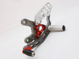 2014 BMW S1000RR Rearset Kit by GiaMoto USA