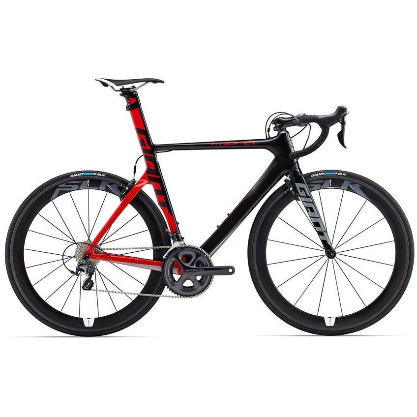 Giant Propel Advanced SL 2 (roues slr 1 profile bas) 2016