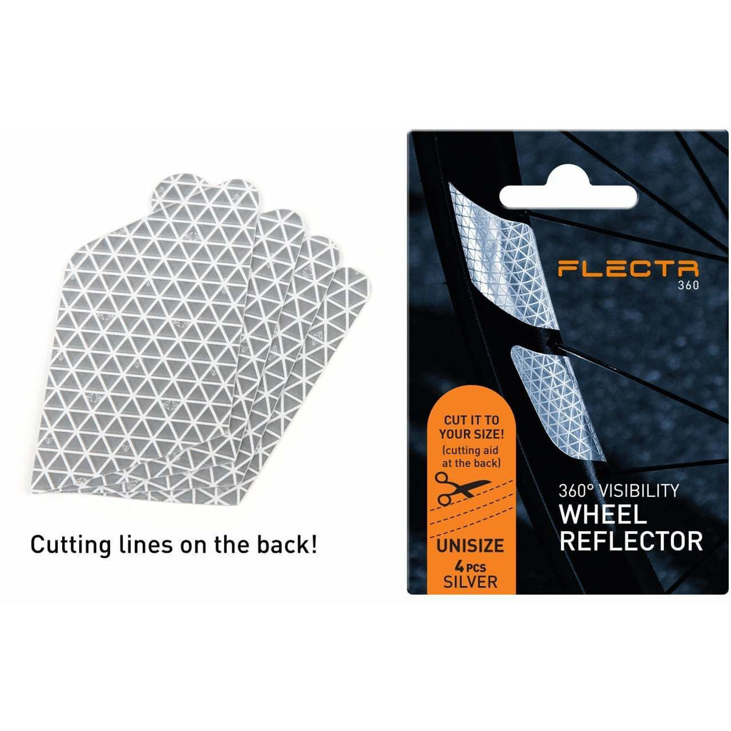 FLECTR 360 bike rim reflector set 2018